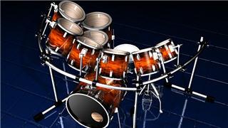 drum kit design