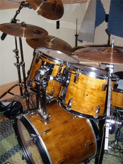 custom drum kit