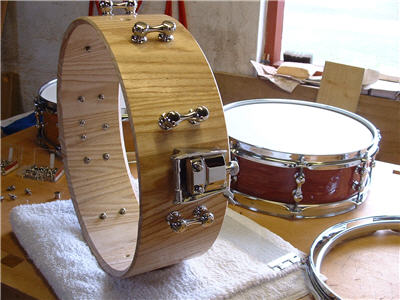 stave snare